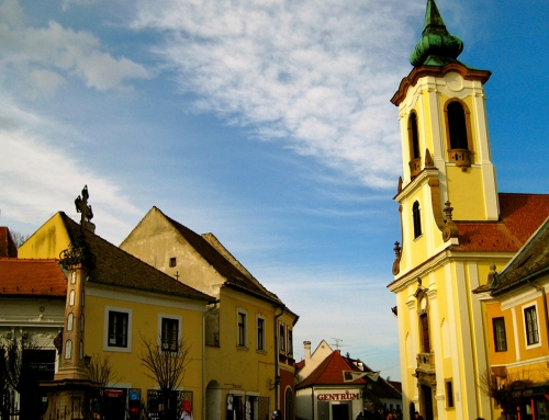 Szentendre / Szentendre excursion